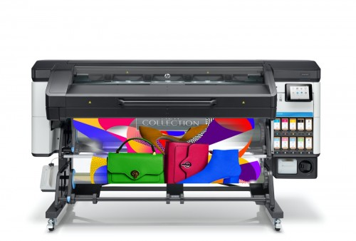 HP Latex 700W Large Format Printer  - 64in