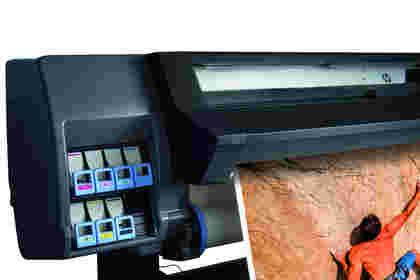 Scratch resistant images