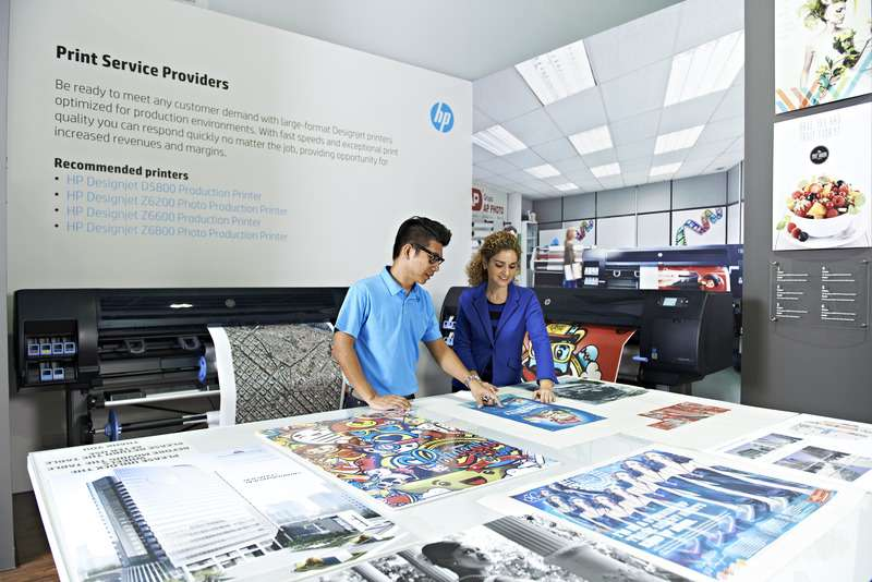 Your options for financing wide-format print investments with Perfect Colours
