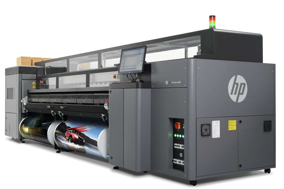 New additions to the HP Latex range announced at FESPA 2017