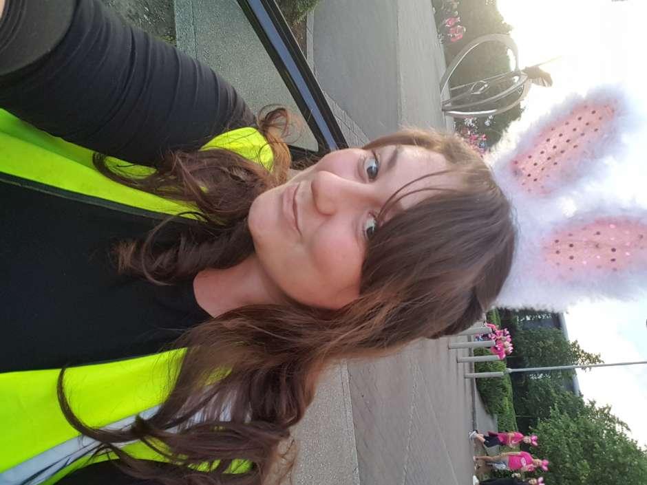 Sparkly bunny ears raise over £200,000!