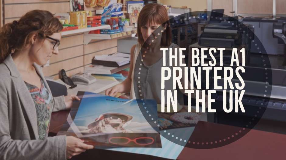 The best A1 printers in the UK