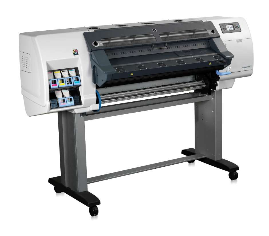 Farewell to the HP DesignJet L25500