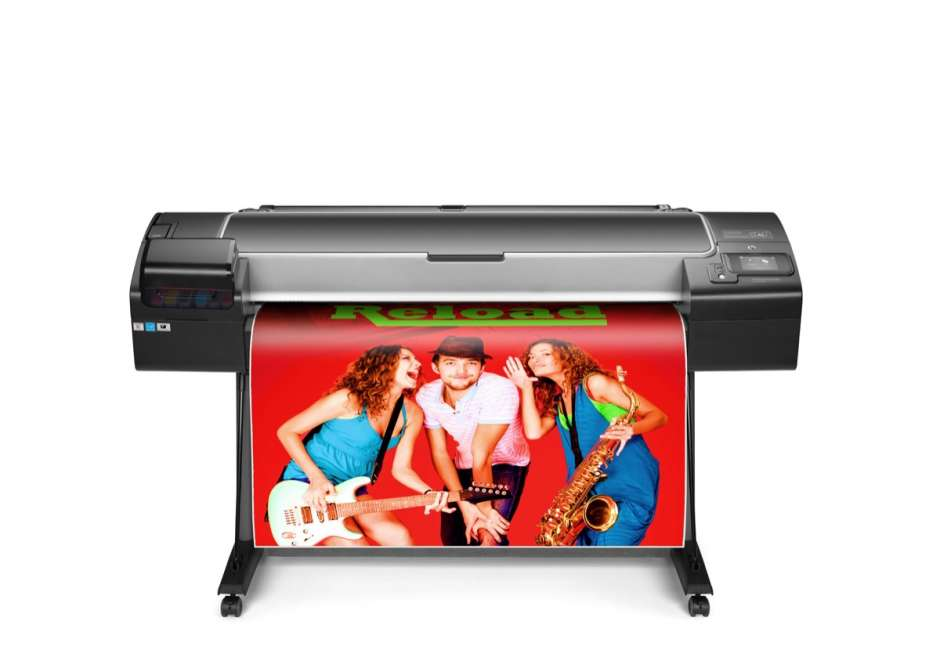Save more than £2,000 on a new HP DesignJet Z5600