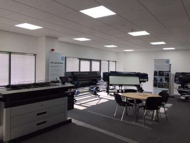 Explore the future of large format printing at our new Innovation Centre