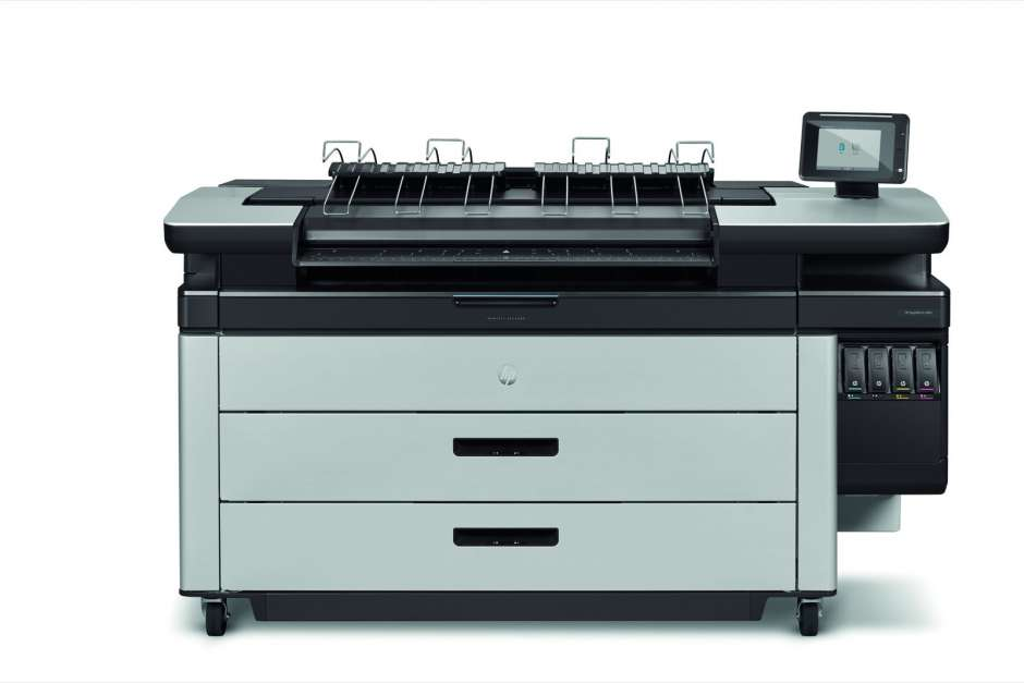 Considering an HP PageWide XL 4000