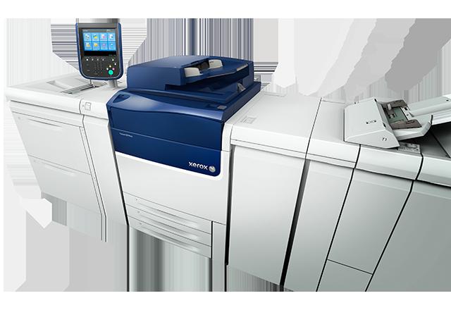Introducing the Xerox® Versant® 80 Press