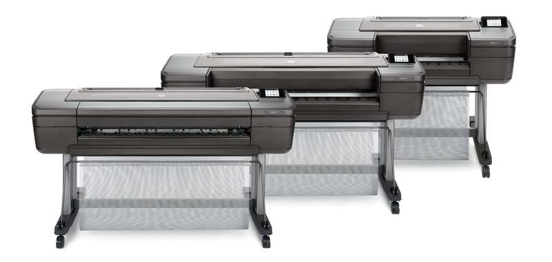 Introducing the redesigned HP DesignJet Z Series