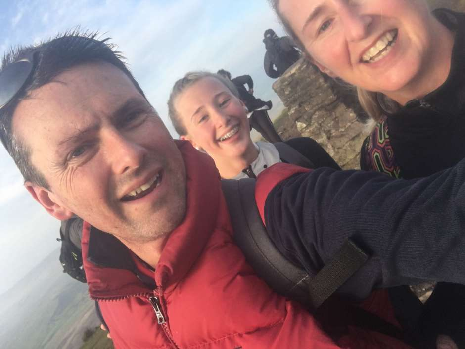 Rising to the Three Peaks Challenge - Robin Draper