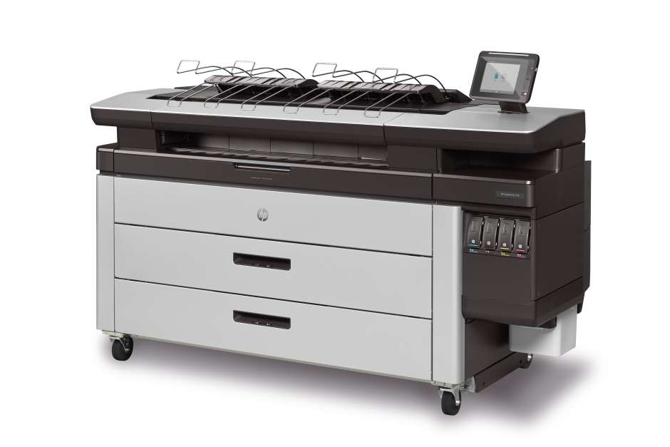 Meet the new and improved HP PageWide XL 4100