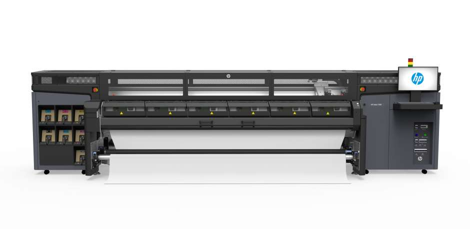 See the new HP Latex 1500 in action – on screen and live!