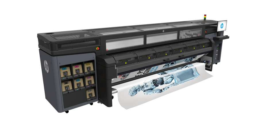 We're going wider than ever – with an HP Latex 1500