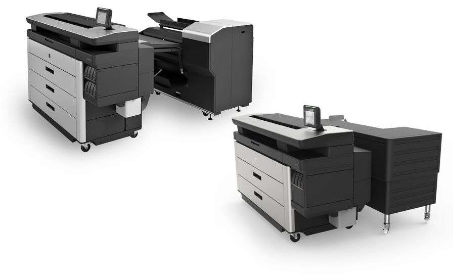 The new HP F40 – precision folding for your PageWide