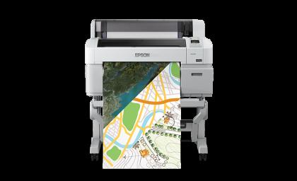 Epson SureColor SC-T3200 Map print