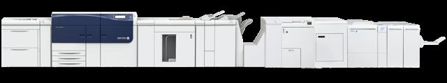 Xerox Versant 2100 Press with full options