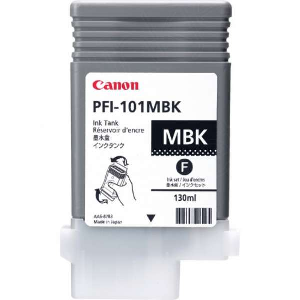 Canon PFI-101MBK 130ml Matte Black