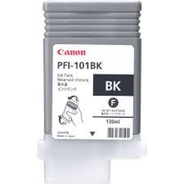 Canon PFI-101BK 130ml Black