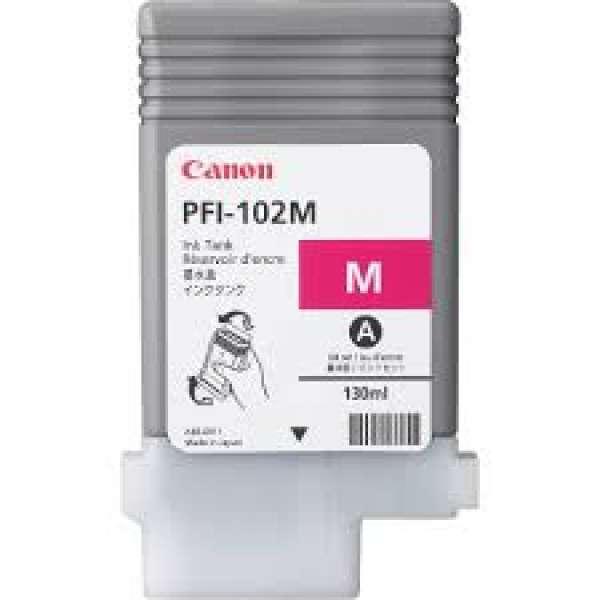 Canon PFI-102M 130ml Magenta