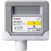 Canon PFI-301Y 330ml Yellow