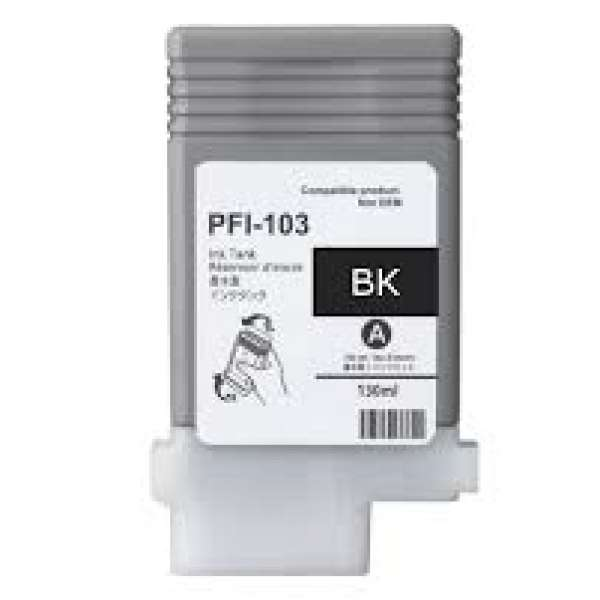 Canon PFI-103BK 130ml Black