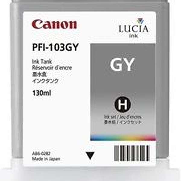 Canon PFI-103GY 130ml Grey