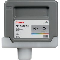 Canon PFI-302PGY 330ml Photo Gray