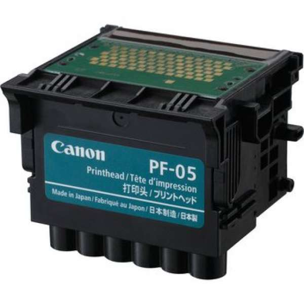 Canon Printhead PF-05 with MyLFP enhanced 1 year warranty