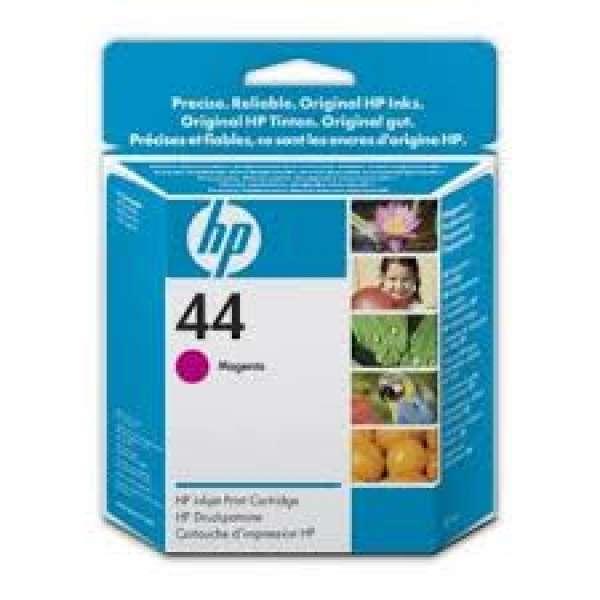 HP No. 44 Ink Cartridge Magenta - 42ml
