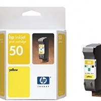 HP No. 50 Ink Cartridge Yellow - 42ml