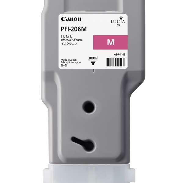 Canon PFI-206M 300ml Magenta