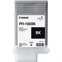 Canon PFI-106BK 130ml Black