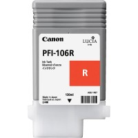 Canon PFI-106R 130ml Red