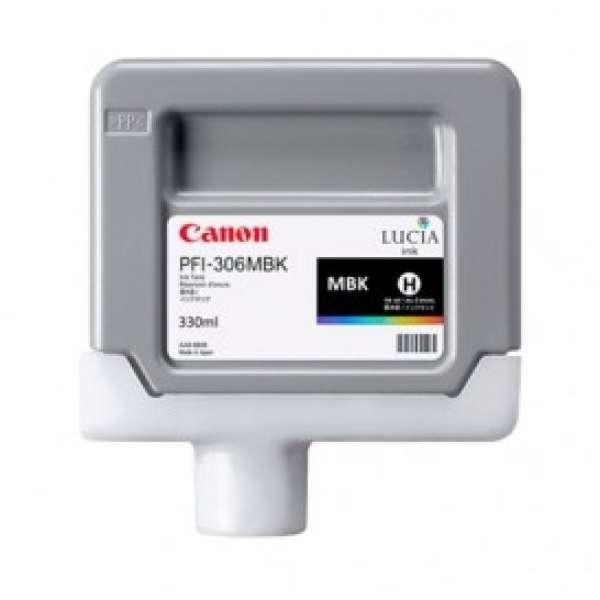 Canon PFI-306MBK 330ml Matte Black