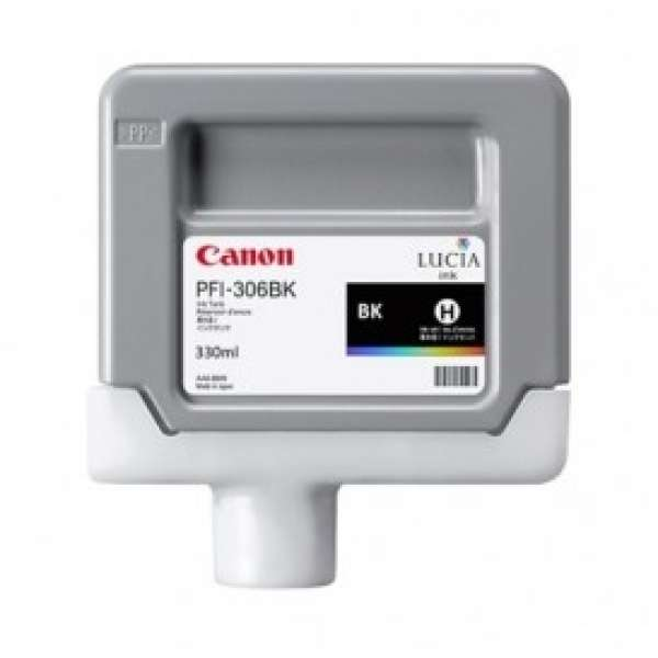 Canon PFI-306BK 330ml Photo Black