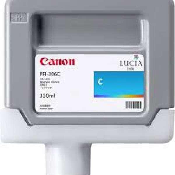 Canon PFI-306C 330ml Cyan