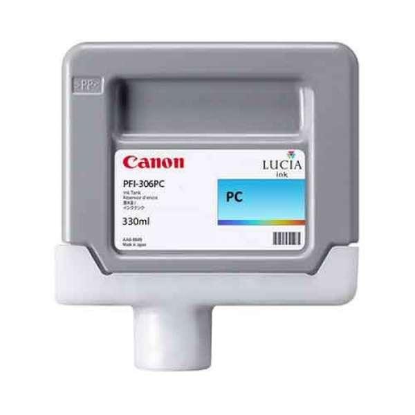 Canon PFI-306PC 330ml Photo Cyan