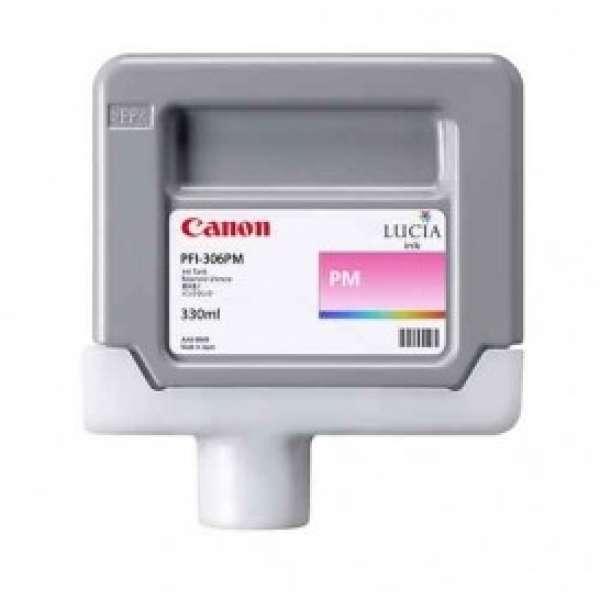 Canon PFI-306PM 330ml Photo Magenta
