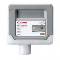 Canon PFI-306GY 330ml Grey