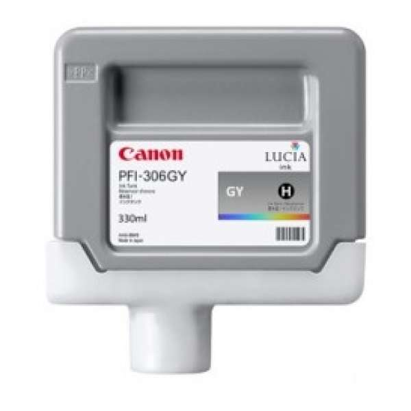 Canon PFI-306GY 330ml Grey