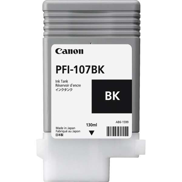 Canon PFI-107MBK 130ml Matte Black