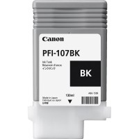 Canon PFI-107BK 130ml Black