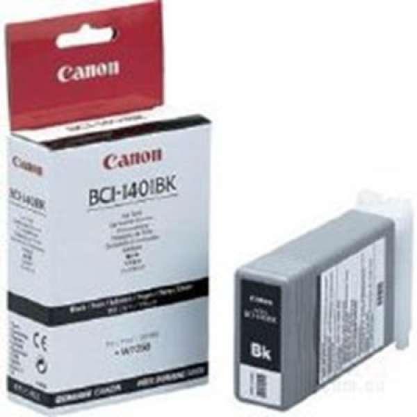 Canon BCI-1401BK Black 130ml
