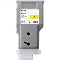 Canon PFI-207Y 300ml Yellow