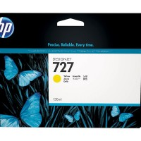 HP No. 727 Ink Cartridge Yellow - 130ml