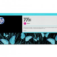 HP No. 771 Ink Cartridge - Magenta - 775ml