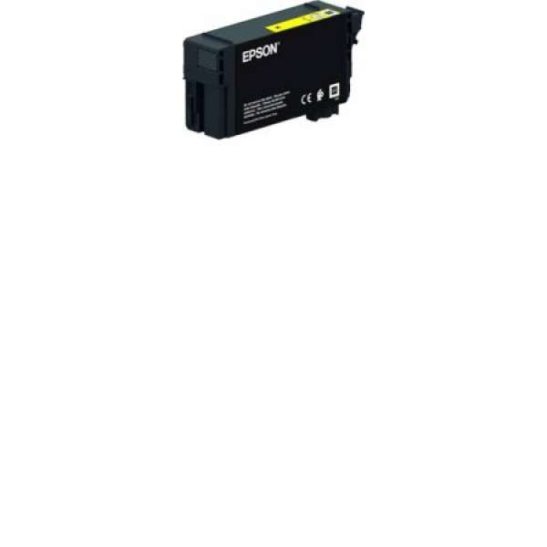 Epson Singlepack UltraChrome XD2 Yellow 26ml