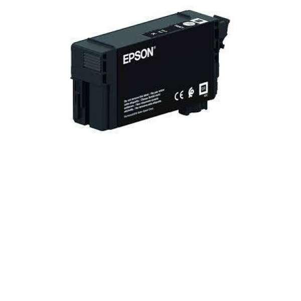 Epson Singlepack UltraChrome XD2 Black 80ml