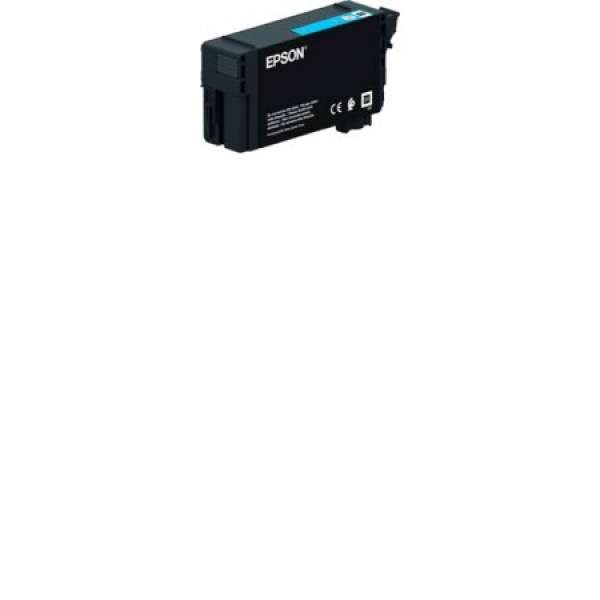 Epson Singlepack UltraChrome XD2 Cyan 50ml