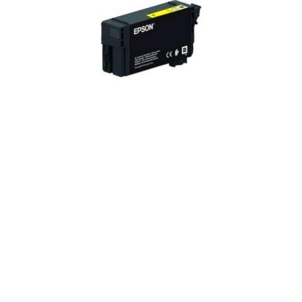 Epson Singlepack UltraChrome XD2 Yellow 50ml