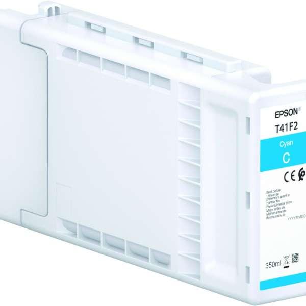 Epson Singlepack UltraChrome XD2 Cyan 350ml